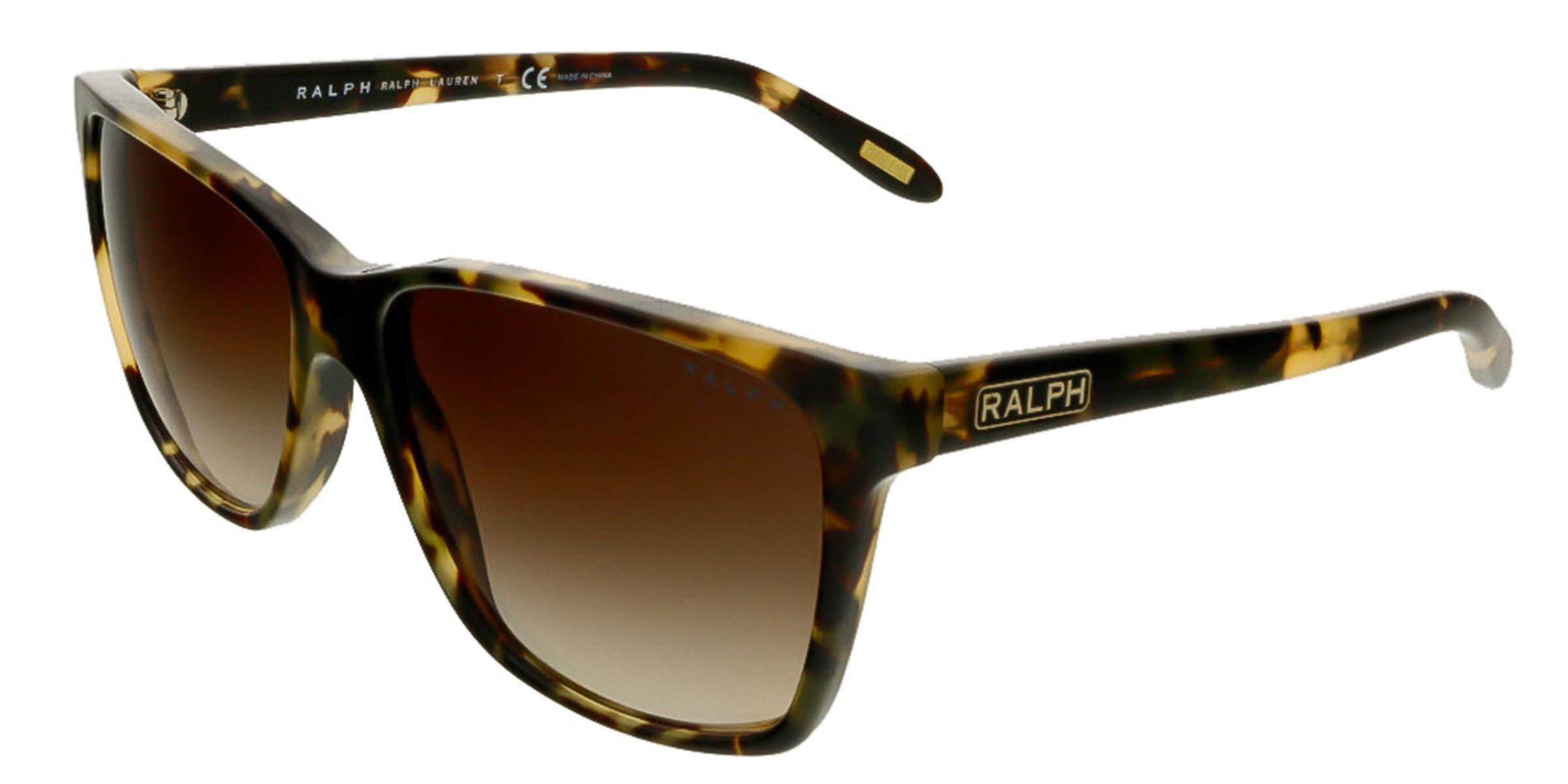 Ralph Lauren RA5141 905/13 Vintage Tortoise Wayfarer Sunglasses