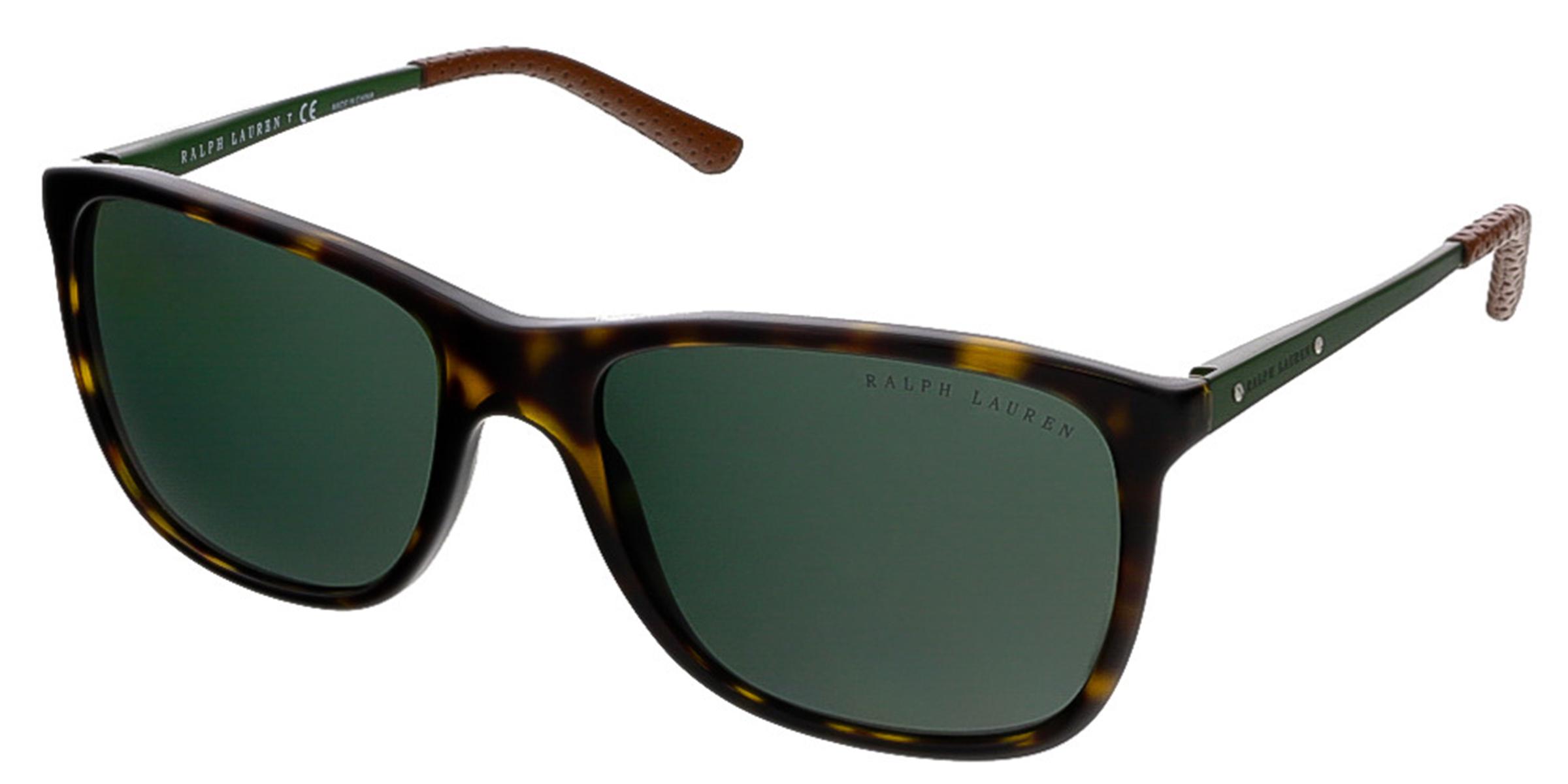 Ralph Lauren RL8133Q  500371 Wayfarer Sunglasses