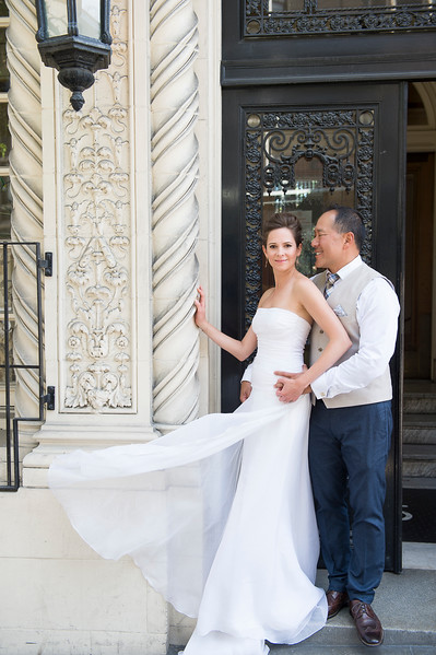 Wedding Photos - 620 Jones - Dawn and Steve