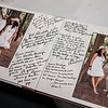 Sample 10x10 Signed Guestbook