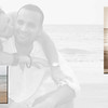 Sample Guestbook pages with Watermark photo
