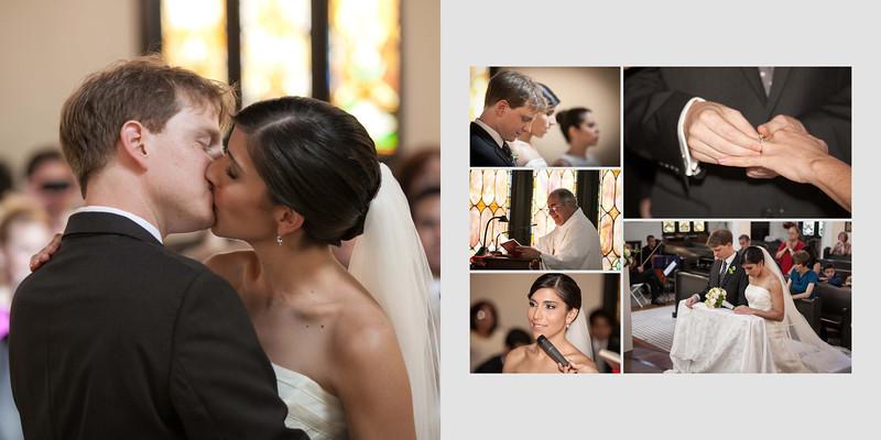 Wedding Album Page Layout Designs Rafa Cruz Photography
