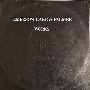 Emerson Lake and Palmer - Works (Double LP)  $15