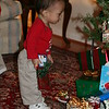 Look at all these gifts!  (Nicholas)