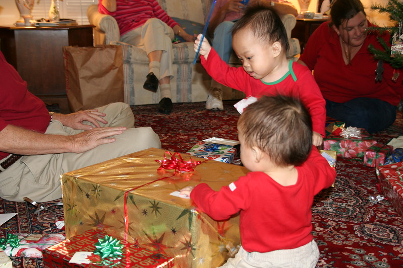 More gift abuse!
