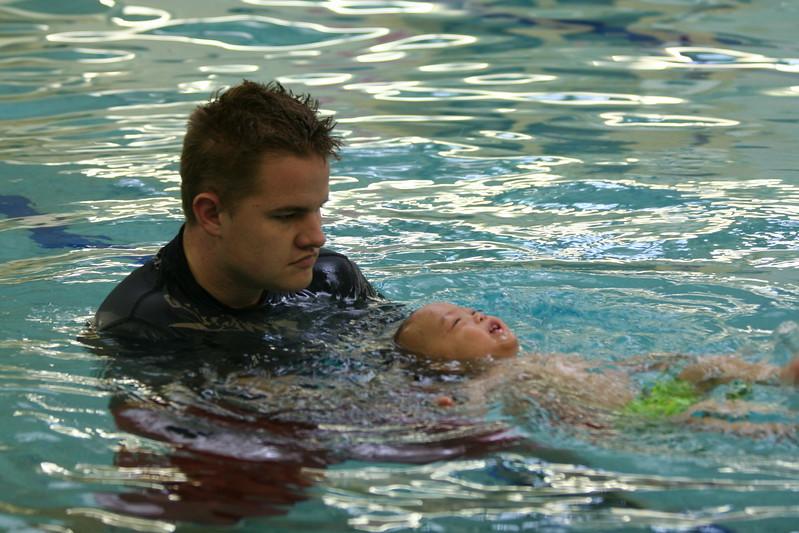Nicholas Floating.