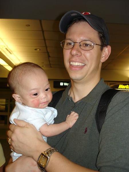 Nicholas and Dan
