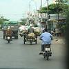 Street in Vung Tau.
