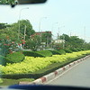 Formal Gardens Approaching Vung Tau