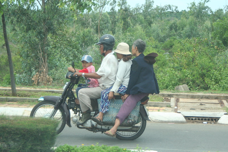 Yet Another Family Motorbike