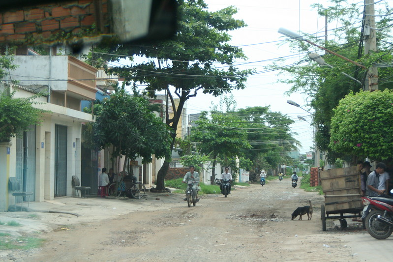 Road to the Orphanage
