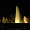 Epcot fountain.