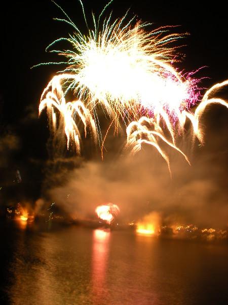 Epcot fireworks.