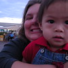 Mommy and Matthew at Magic Kingdom.