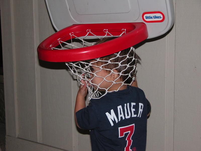 Matthew basket-head?