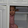 Of course, we need a cabinet to play in!  (Nicholas).