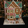 Gingerbread house expedition at the Marriott Millennia hotel.