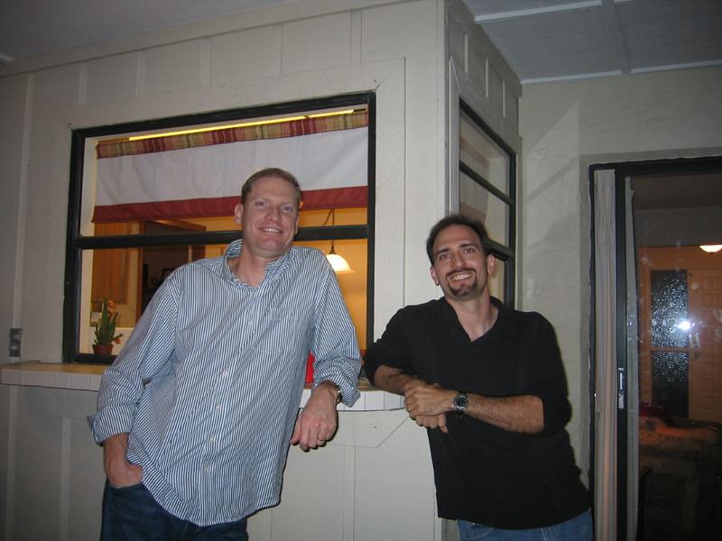 John and Todd
