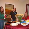 Laura, Denise, Katie