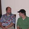 Doug and Chris