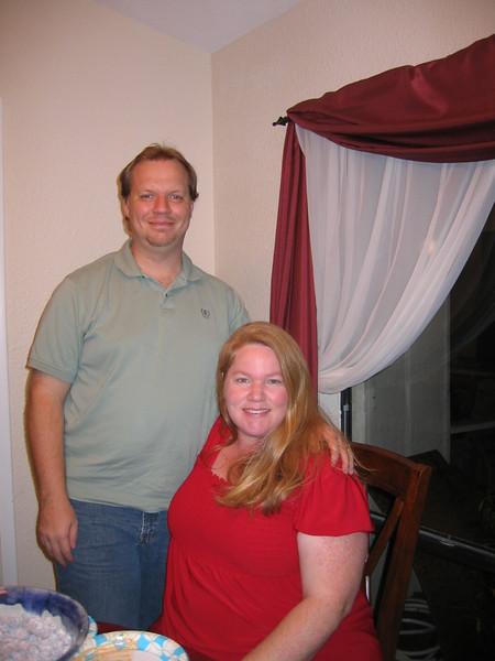 Ken and Katie.