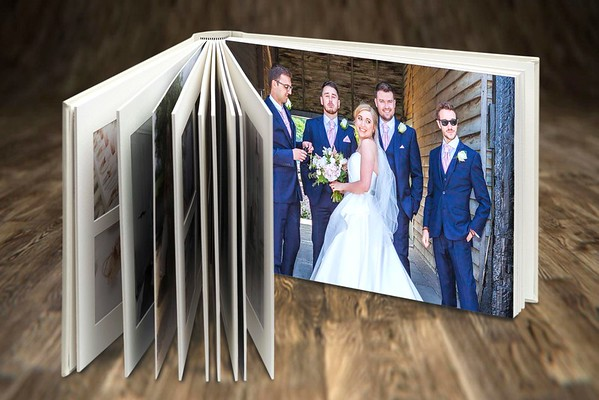 matted wedding album 01