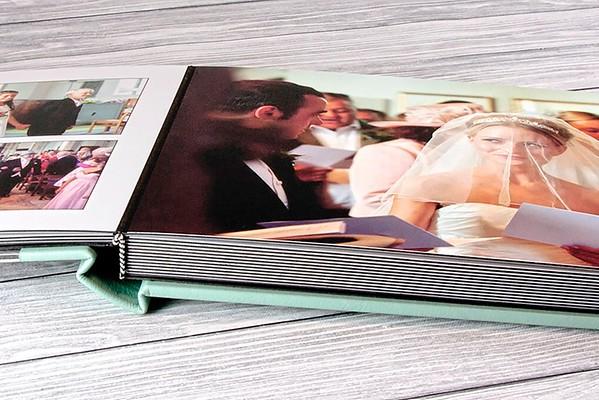 classic wedding album 04