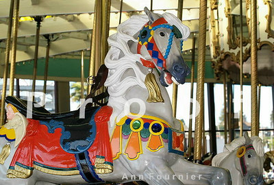 Santa Cruz Boardwalk, Carousel