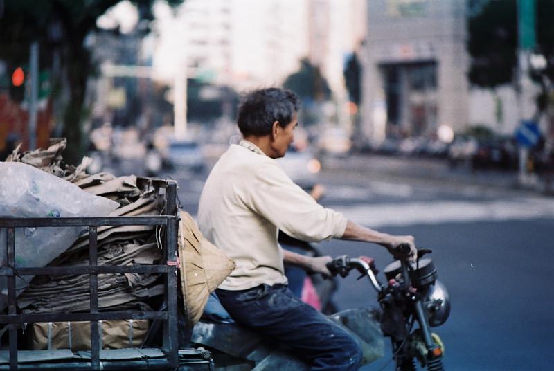 Nikon FT3 - Fuji 500T, 35mm Movile Film @ ISO1000