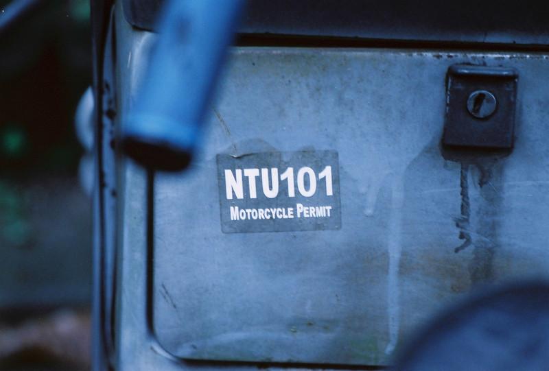 Nikon FT3 - Fuji 500T, 35mm Movie Film @ ISO 500