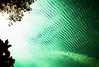 Emerald skyscape