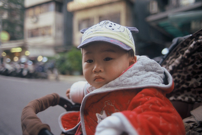 Nikon FT3 - Fuji Senisa 100, 35mm Slide Film @ISO100