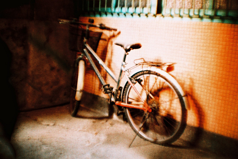 Nikon FT3 - Lomography XPRO 200, 35mm, Slide Film @ ISO200