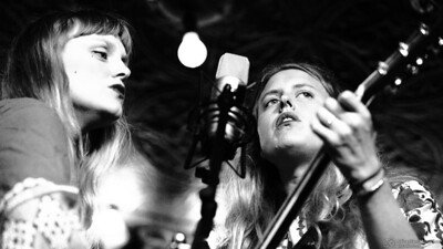 The Chapin Sisters - concert in Brooklyn - New York City - 16 mai 2014