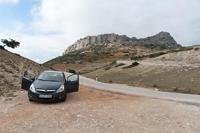 Puerto del Viento, Serrania de Ronda