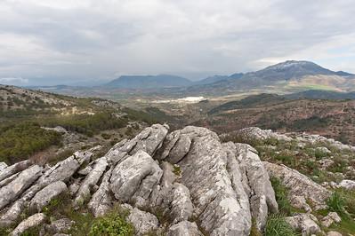 Mirador del Guarda Forestal, Serrania de Ronda