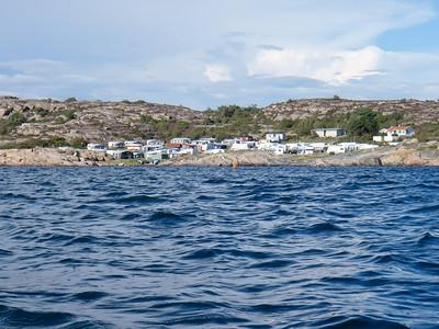 Sövall camping site
