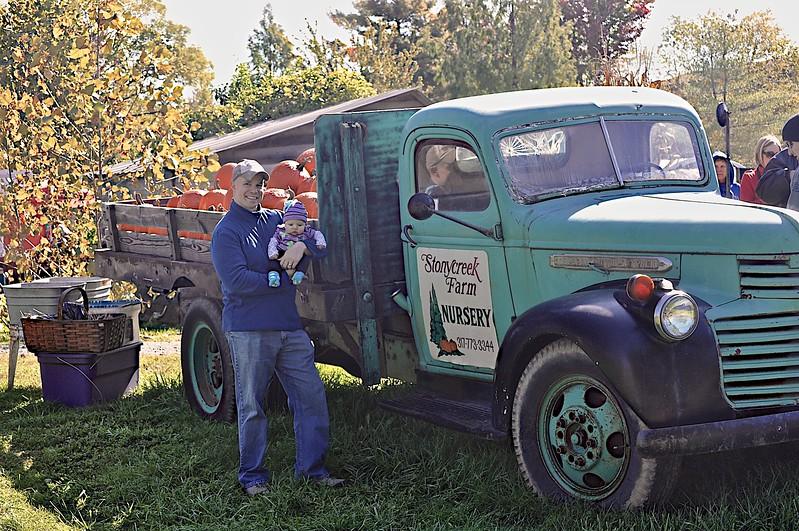 1st Stony Creek Pumpkin