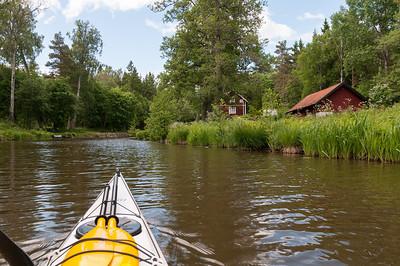 """'Södra Signalen' Hjälmare Kanal. 2013-06-04 16:15, 59°20'37"""" N 15°57'36"""" E"""