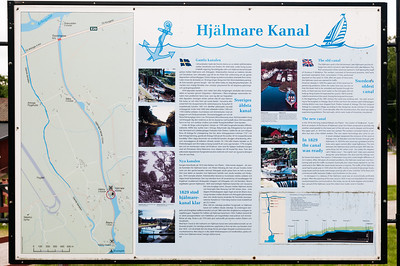 "Hällby, Hjälmare Kanal. 2013-06-04 18:02, 59°22'54"" N 15°56'34"" E"