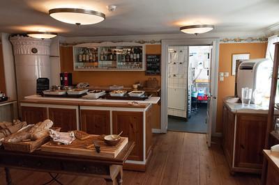 """Lunch at Cajsa Warg, Örebro-Wadköping. 2013-06-03 13:47, 59°16'21"""" N 15°13'54"""" E"""