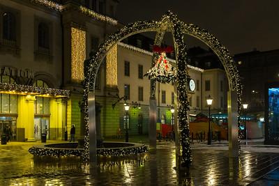 Central station, 07:08 10 December 2013