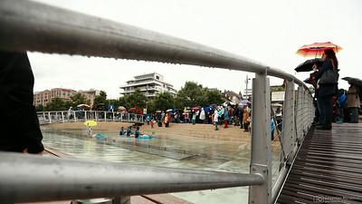 Cie Aquacoustique - Concert'eau - Festival de la Cité - Lausanne - CH - 2014