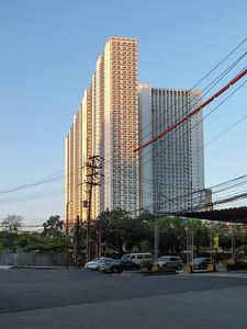 Manila under construction