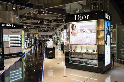 Dubai Airport 16 May 2014