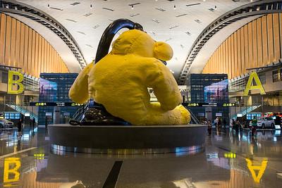 Doha Airport 5 June 2014