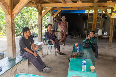 Way Kambas National Park and Satwa ecolodge, Sumatra 19-22 May 2014