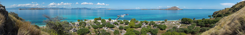 Kanawa Island and Komodo National Park, 25-28 May 2014
