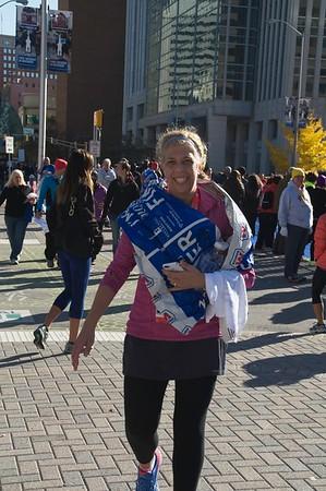 Monumental Marathon on Nov 7, 2015