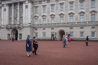 Reception at Buckingham Palace, London, May 2016